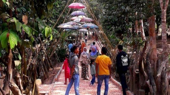 10 Objek Wisata Favorit di Batanghari, Puri Rimbo Bulian Ramai Dikunjungi Cocok Buat Akhir Pekan