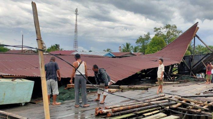 Status Siaga Karhutla Berakhir, BPBD Tanjab Timur Kini Siaga Banjir
