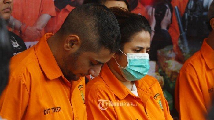 Parah! Pasangan Suami Istri Ajak Anak-anak Jadi Kurir Sabu, Dibayar Rp 200 ribu/gram