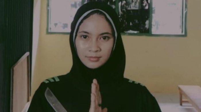 Putri Syakila Atlet Pencak Silat Jambi Ini Tak Ingin Memberi Kekecewaan ke Orang yang Telah Berharap