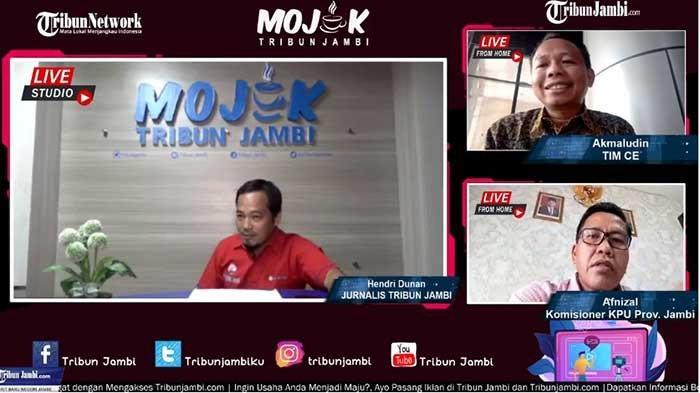 Putusan Sengketa Pilgub Jambi Dibacakan Senin 22 Maret, Ratu Munawaroh Nobar di Sekretariat PDIP