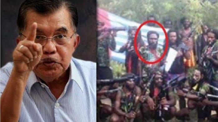 Dapat Perintah Tegas dari Wakil Presiden Untuk Balik Serang KKB Papua: TNI dan Polri Jangan Pasrah!