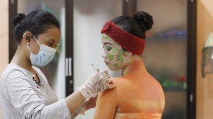 Rachel Ramadhini Teman Tuli Jambi Raih Prestasi Internasional Bidang Kecantikan