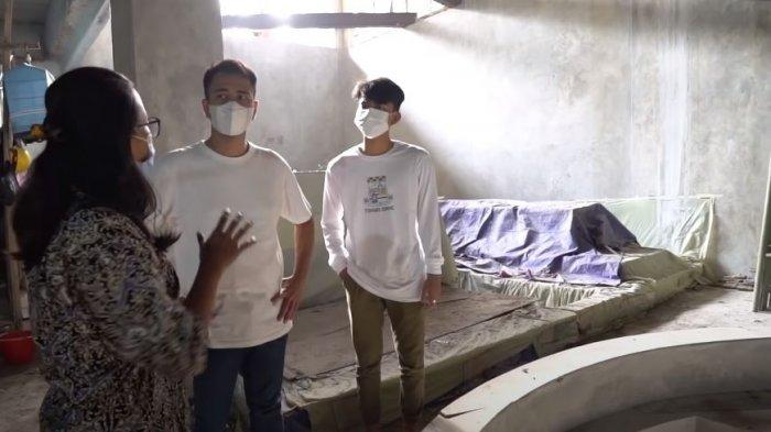 Musibah Dialami Raffi Ahmad dan Nagita Slavina Dikabarkan Dimas, Panik Rumah Barunya Alami Kerusakan