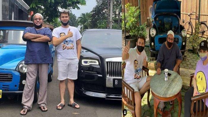 Raffi Ahmad Kepincut Oplet Jadul Si Doel, Ditawar Pakai Rolls Royce, Rano Karno Tergoda?