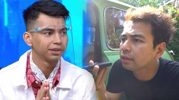 Raffi Ahmad Panik Kembarannya Lama Menghilang, Netizen Sebut Dimas Ahmad Tengah Isolasi Covid-19