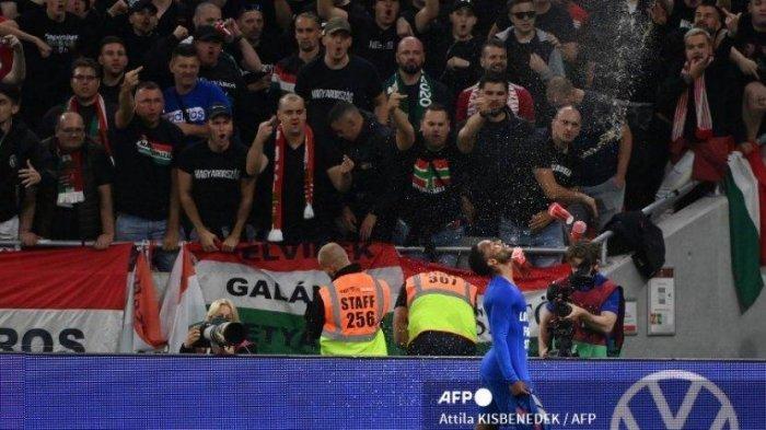 Sikap Rasis Pendukung Hungaria ke Pemain Inggris di Kualifikasi Piala Dunia Dikritik Banyak Pihak