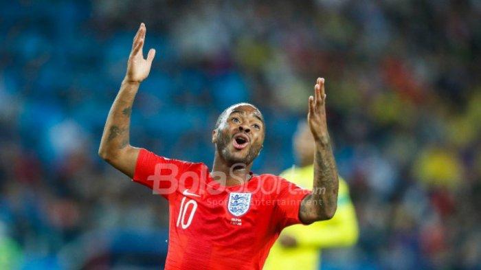 UPDATE EURO 2020, Penyerang Manchester City Ini Pasrah Jadi Pemain Inti atau Tidak di Timnas Inggris