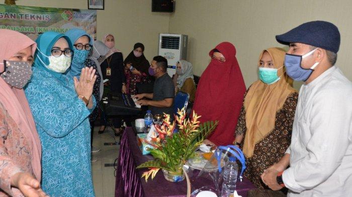 Rahima Harap Bintek Bantu IKM Bertahan di Tengah Pandemi