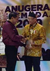 Raih Indonesia Awards 2019, Pemkab Sarolangun Lanjutkan Program 2020 di Bawah Kepemimpinan Cek Endra