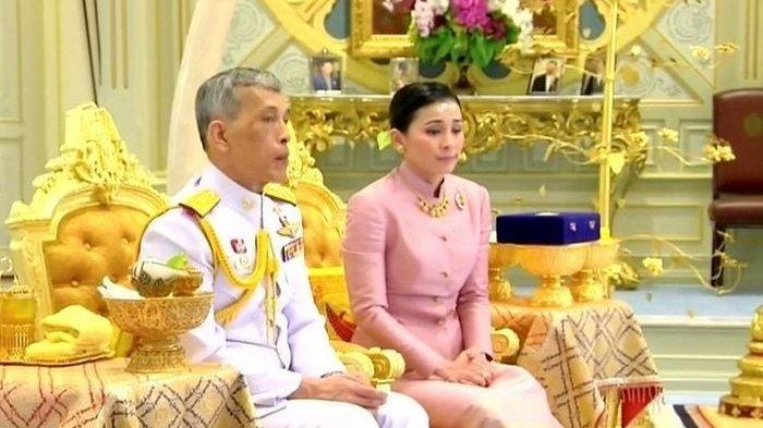 Padahal Banyak Selir, Tapi Siapa Sebenarnya Sosok Ratu Suthida yang Dipilih Raja Thailand? Ternyata