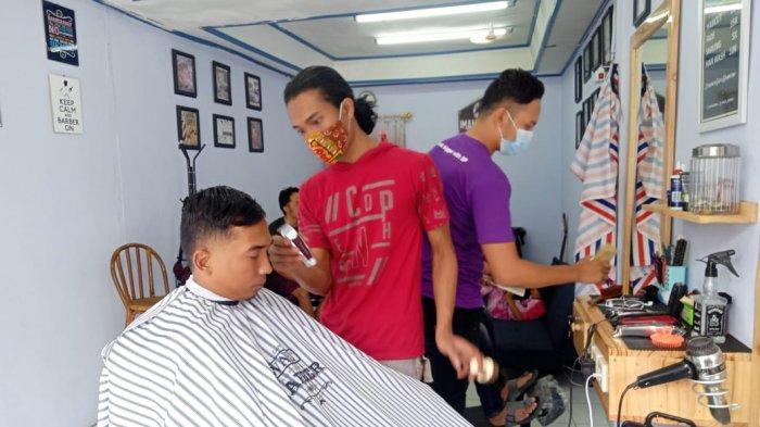 UMKM Imam Barber Kembali Buka Untuk Umum