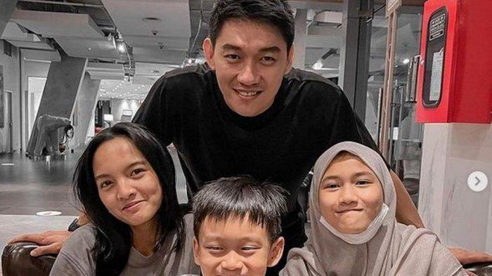 Anak Ifan Seventeen Hadir di Pernikahannya dengan Citra Monica