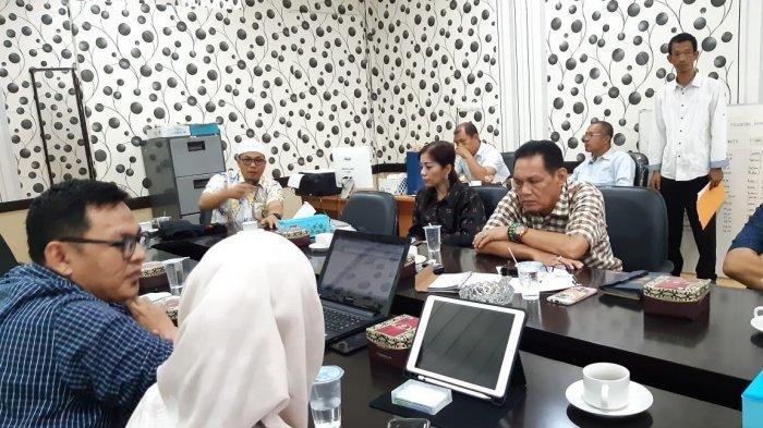Rapat dengan BPJS Kesehatan, DPRD Kota Jambi Pertanyakan Kendala Rumah Sakit yang Belum Bekerjasama