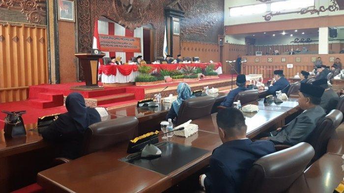 Daftar Nama Pimpinan DPRD Provinsi Jambi, Hari Ini Paripurna Pelantikan Unsur Pimpinan
