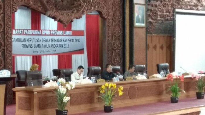 Dewan Kembali Gelar Sidang Paripurna