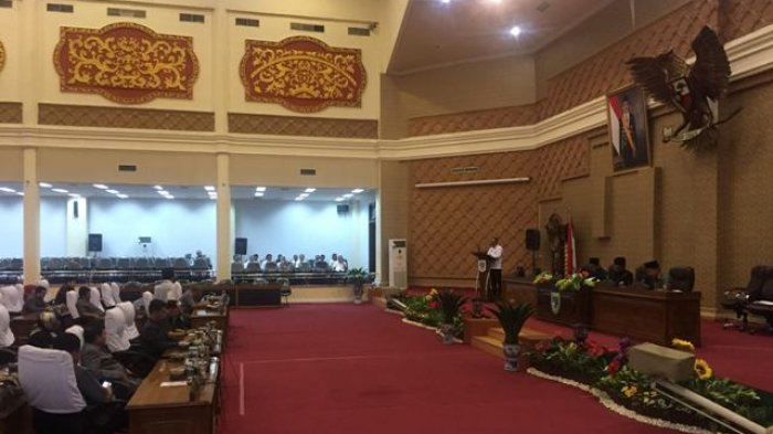 Temuan Sidak, DPRD Kota Jambi Duga Kios Milik Pemerintah Diperjualbelikan