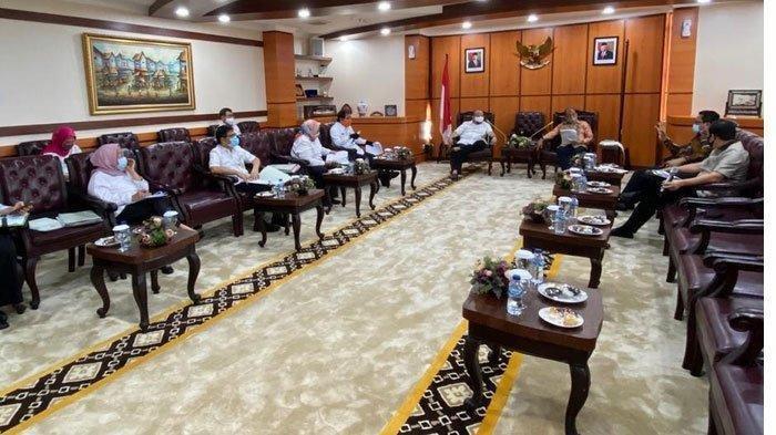 Mayoritas Senator DPD RI Tolak RUU HIP, LaNyalla: Kami Bentuk Tim Kerja