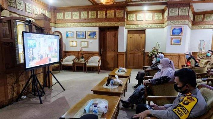 Penanganan Karhutla di Muarojambi, Masnah Sudah Rapat Koordinasi dengan Presiden, Jokowi Minta Ini