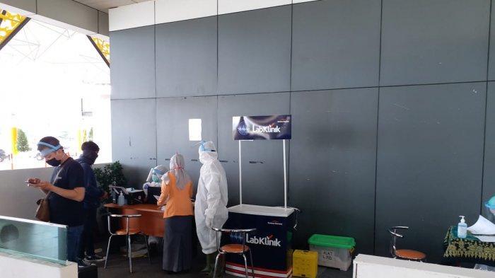Biaya Rapid Test Rp 225 Ribu, Bandara Sultan Thaha Kerjasama dengan Kimia Farma