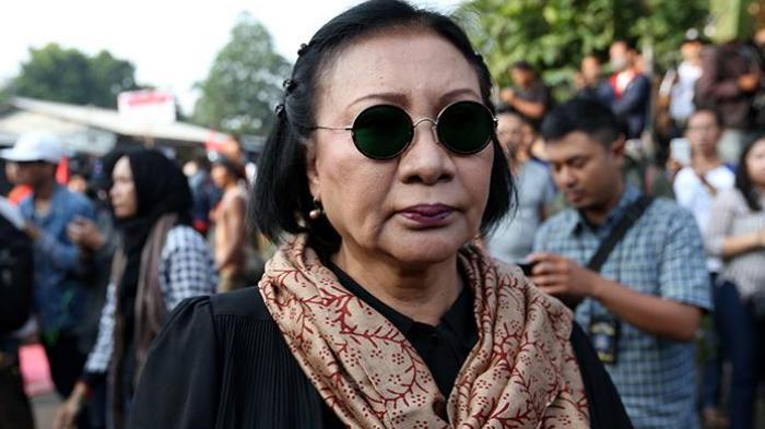 Ratna Sarumpaet: Masa Gara-gara Saya Punya Mulut Seperti Ini, Saya Harus Pulang dari Palembang