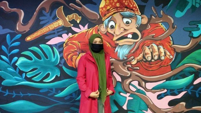 BREAKING NEWS Ratu Munawaroh Sambangi Tribun Jambi