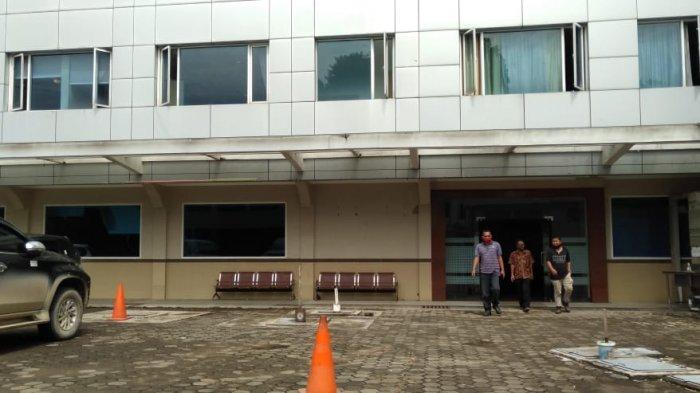 Bakal Tempat DPRD Kota Jambi Bekerja Sementara,Begini Suasana Ratu Residence Hotel
