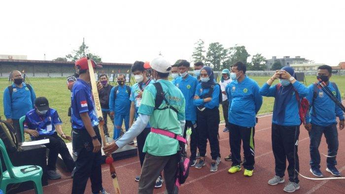 250 Pemanah Sumatera Adu Jitu di Jambi Open Archery 2021, Jadi Ajang Pertama