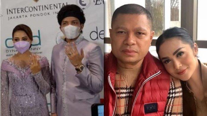 Krisdayanti Dilanda Duka Soal Raul Lemos, Padahal Baru Nikahkan Aurel Hermansyah