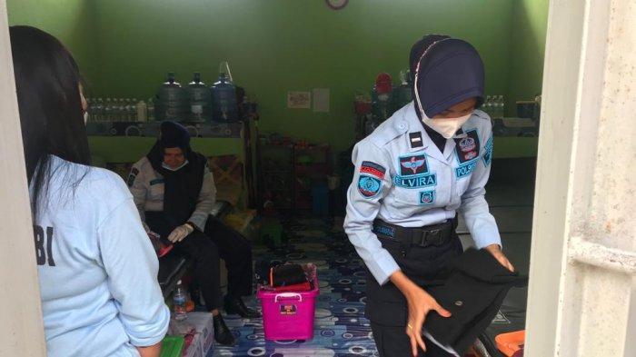 Razia di Lapas Perempuan Muarojambi, Petugas Tidak Temukan Barang Mencurigakan