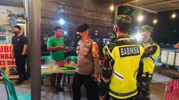 Jelang Malam Pergantian Tahun, Tim Gabungan Sisir Tempat Keramaian di Batanghari