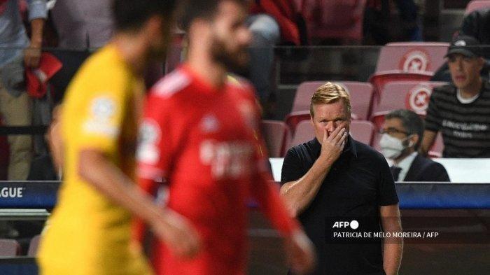 Ronald Koeman Tak Bakal Dipecat Barcelona? Ini 2 Alasan Kuatnya