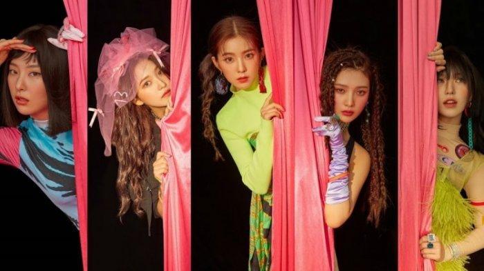 Comeback! Red Velvet Rilis Singel Zimzalabim, Ini Lirik Lagu Lengkap Dengan Terjemahannya
