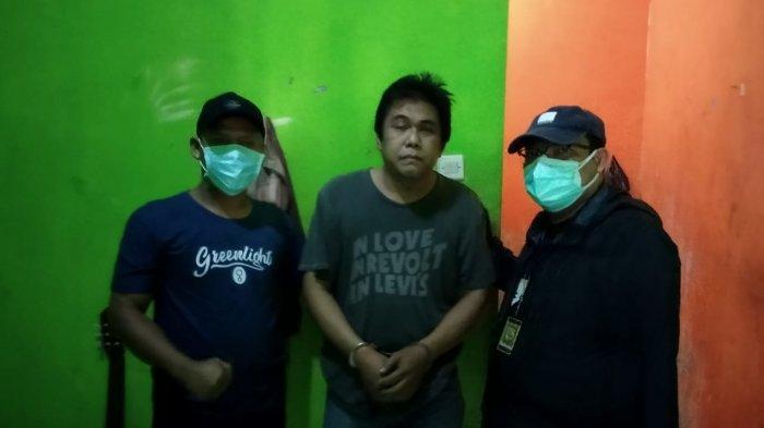 BREAKING NEWS DPO Kasus Korupsi Auditorium UIN STS Jambi Ditangkap di Bogor