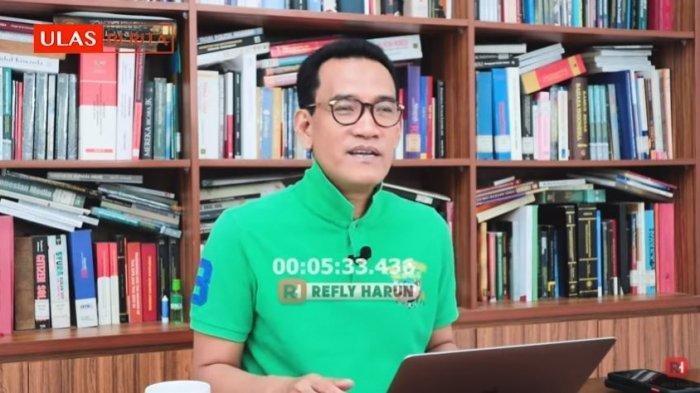 AHY Tiba-tiba Cemas Setelah Refly Harun Bicara Begini, Karir Politik Putra SBY Bisa Hancur, Kenapa?