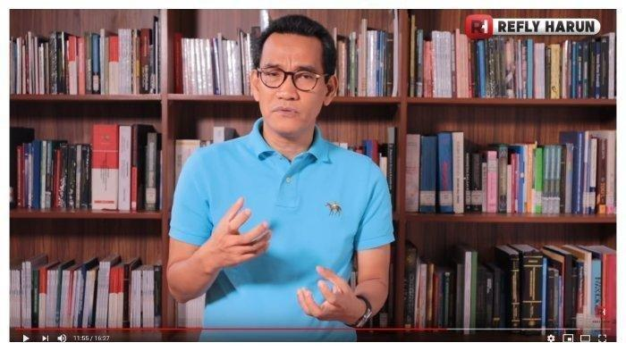 Refly Harun Curiga, Ada yang Janggal dengan Penembakan Laskar FPI, Ini Cerita Versi Polisi dan FPI
