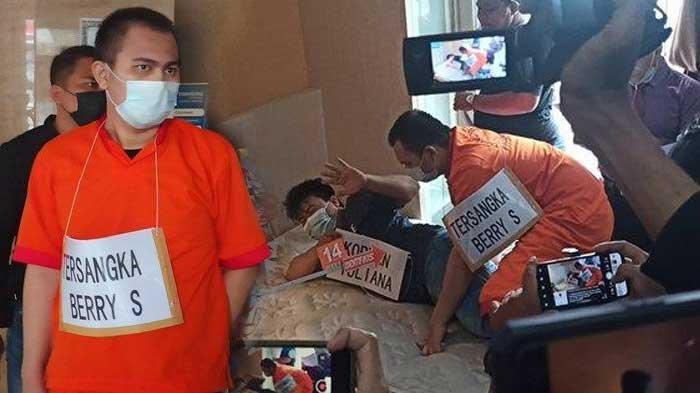 Terlanjur Minum Obat Kuat Jadi Sebab Berry Bunuh Yuliana, Korban Janjikan Bercinta 3 Jam Lamanya
