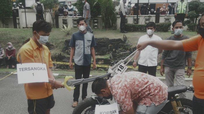 Sahrul Korban Pembunuhan Ternyata Tulang Punggung Keluarga, Aktif Menari dan Main TikTok