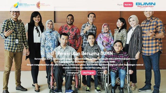 Link untuk Cek Hasil TKD FHCI BUMN pada Senin (27/5), Program Rekrut Bersama BUMN 2019