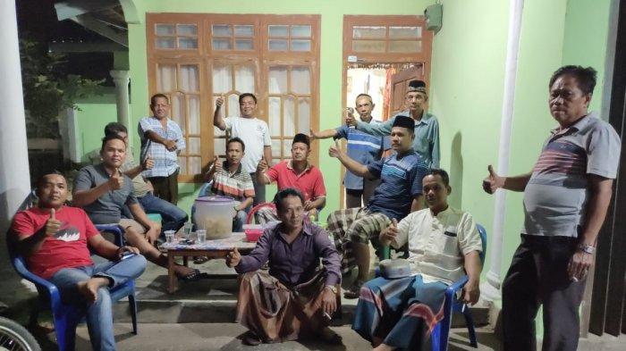 Barisan Muda dan Tim Relawan Dusun Empelu Siap Menangkan SZ-Erick