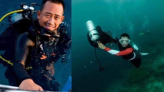 Cerita Haru Ajie Panangian Pencari Korban Sriwijaya SJ182, Pernah Temukan Uang Rp 30 M di Dasar Laut