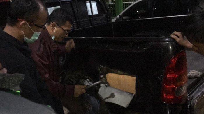 Maharani Bantah BAP-nya Sendiri Saat Bersaksi Dalam Kasus Sabu 42 Kg dengan Terdakwa Aan JK