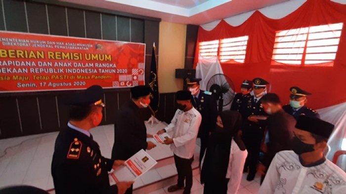 276 Warga Binaan Lapas Klas IIB Terima Remisi, Kalapas Soroti Napi yang Sudah Bisa Sholat