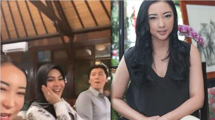 Anak Mantan Gubernur DKI Jakarta Ini Sentil Penampilan Syahrini, Dandanan Istri Reino Barack Disorot
