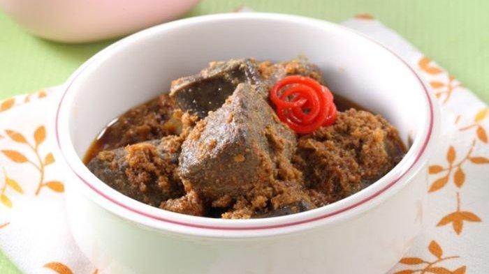 Resep Rendang Masak Santan, Buat Daging Lebih Lembut dan Minyak Lebih Sedikit