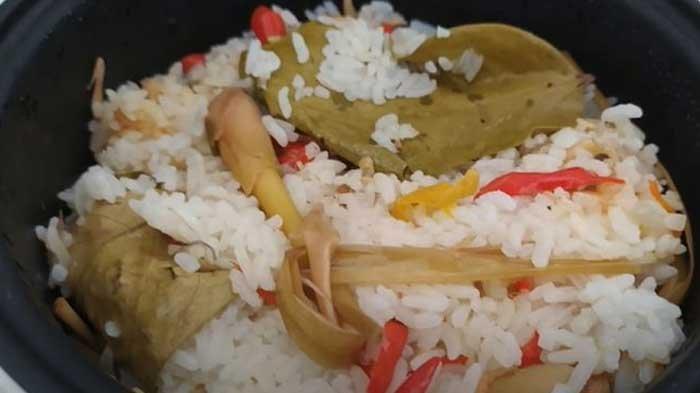 Resep Nasi Liwet Sunda Magic Com, Mudah dan Praktis