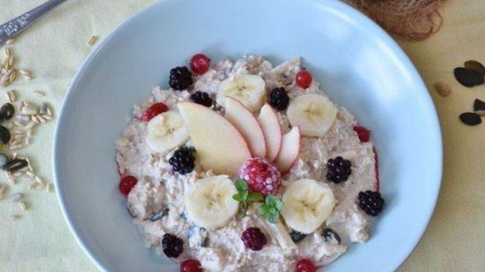 Manfaat Oatmeal untuk Diet, Pilih Toping yang Menyehatkan