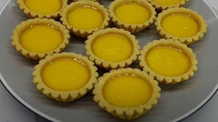 Resep Pie Susu Super Mudah, Kulit Renyah Tapi Tidak Gampang Hancur