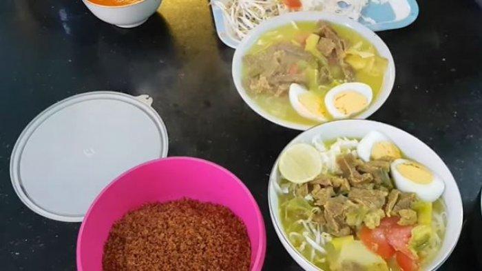 Resep Soto Daging Koya, Segar Gurih Koya Mantap Meresap