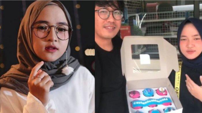 Baju couple Nissa Sabyan dan Ayus Sabyan disorot